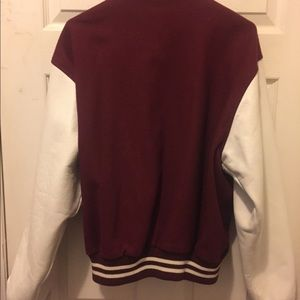 J.W. Anderson Jackets & Coats - JW Anderson for Topshop wool varsity jacket size12